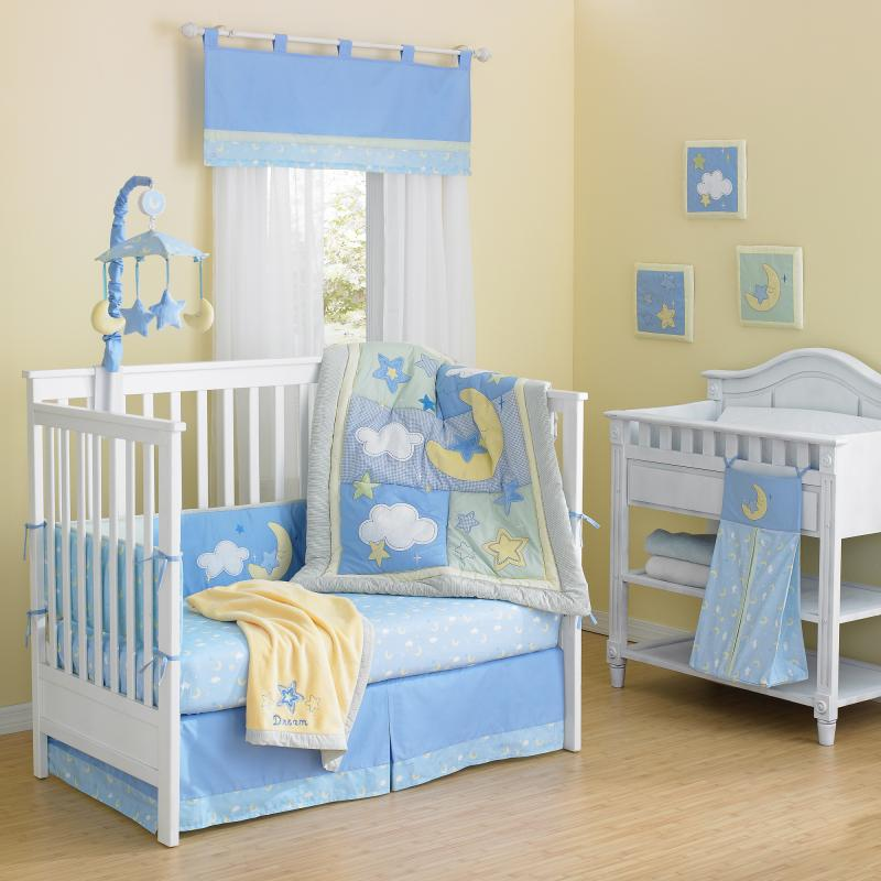 Wish I May crib set